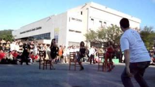 XII Trote Integrado do CTC - Prova da Dança - Engenharia Mecânica