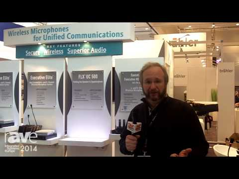 ISE 2014: Randy from Revolabs Reveals What Will Be Introduced at ISE
