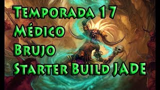 Diablo 3 Temporada 17 WD Starter build JADE