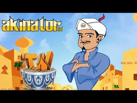 Akinator : HE STILL GOT IT!!!???