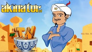 Akinator : HE STILL GOT IT!!!???