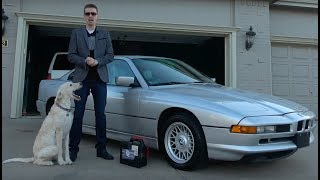 My Cheap BMW 850i Is Unfixable-- But I Love it Anyway