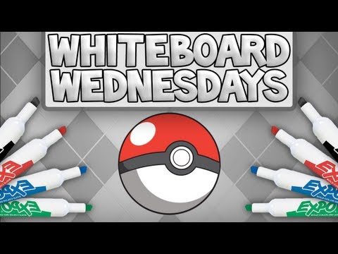 Whiteboard Wednesdays - Ash Ketchum