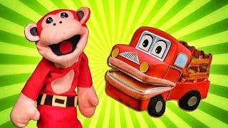 El Mono Sílabo y Barney El Camión - Las Mejores Canciones Infantiles