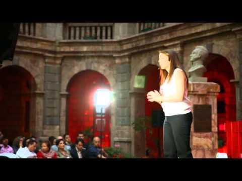 Pasion para innovar: Ursula El Hage at TEDxCuenca