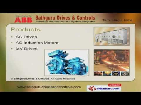 ABB Motors by Sathguru Drives & Controls, Coimbatore