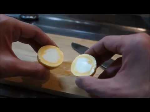Как сделать вареные яйца - видео