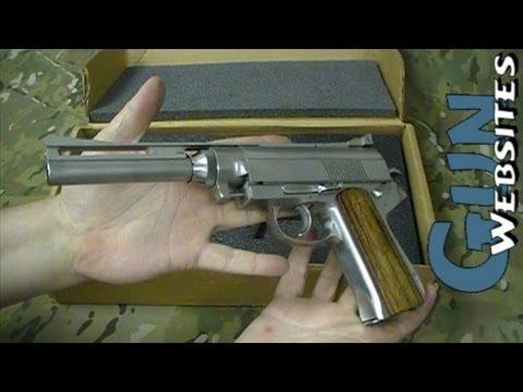 Wildey .45 Winchester Magnum