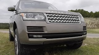 2016 Range Rover HSE Td6 Review