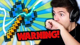 ⚠️️NEW OP GOD AXE⚠️️ (Minecraft Ice Factions #44)