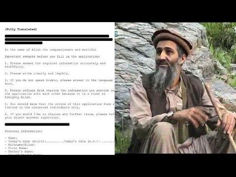 Us seeks to use osama bin laden letters at terror trial gt worldnews