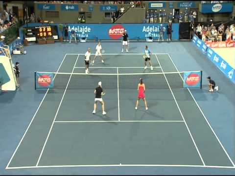 Legends Doubles Highlights - World Tennis Challenge 2013