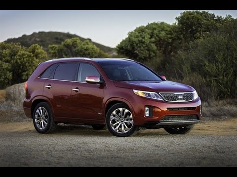 2014 Kia Sorento Video Review -- Edmunds.com