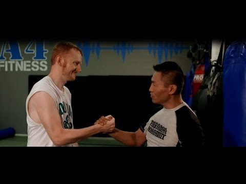 Wing Chun Blast - Episode 3 - Jin Young  (China Boxer) Image 1