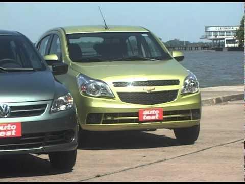 Triple Comparativo: FIat Uno. Chevrolet Agile. VW Gol Trend - Matías Antico - Martín Sacán - 1/2