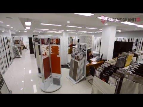 Видео нового магазина Keramogranit.ru
