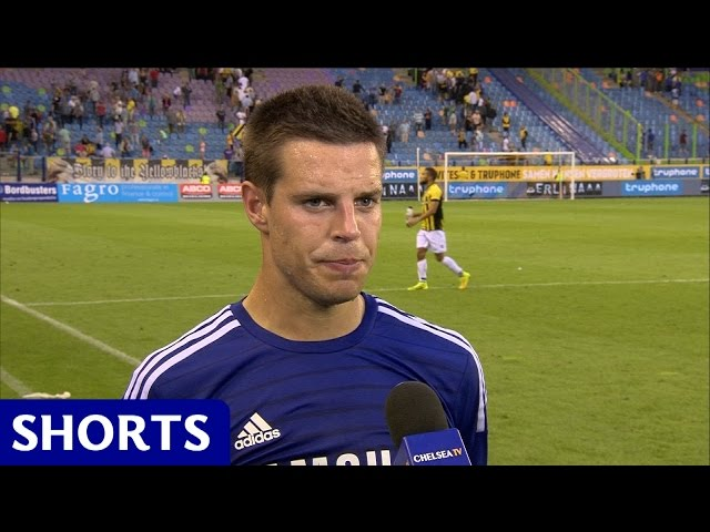 Azpilicueta: Working together