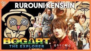 Rurouni Kenshin - PAPERBUGTV: Bogart the Explorer Invades Rurouni Kenshin: Kyoto Inferno