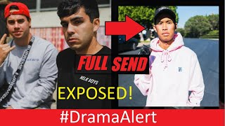 Why NELK fired their Camera Man! (TRUTH) #DramaAlert James Charles MAD!