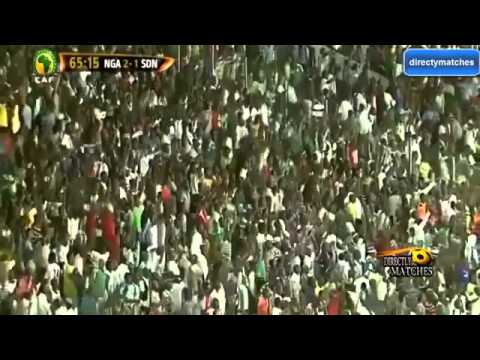 Nigeria 3 – 1 Sudan Full Match Highlights vs All Goal AFRICA CUP OF NATIONS 15 October 2014