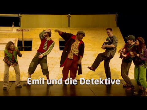 Ein Video von:Emil und die Detektive