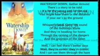 Watch America Watership Down video