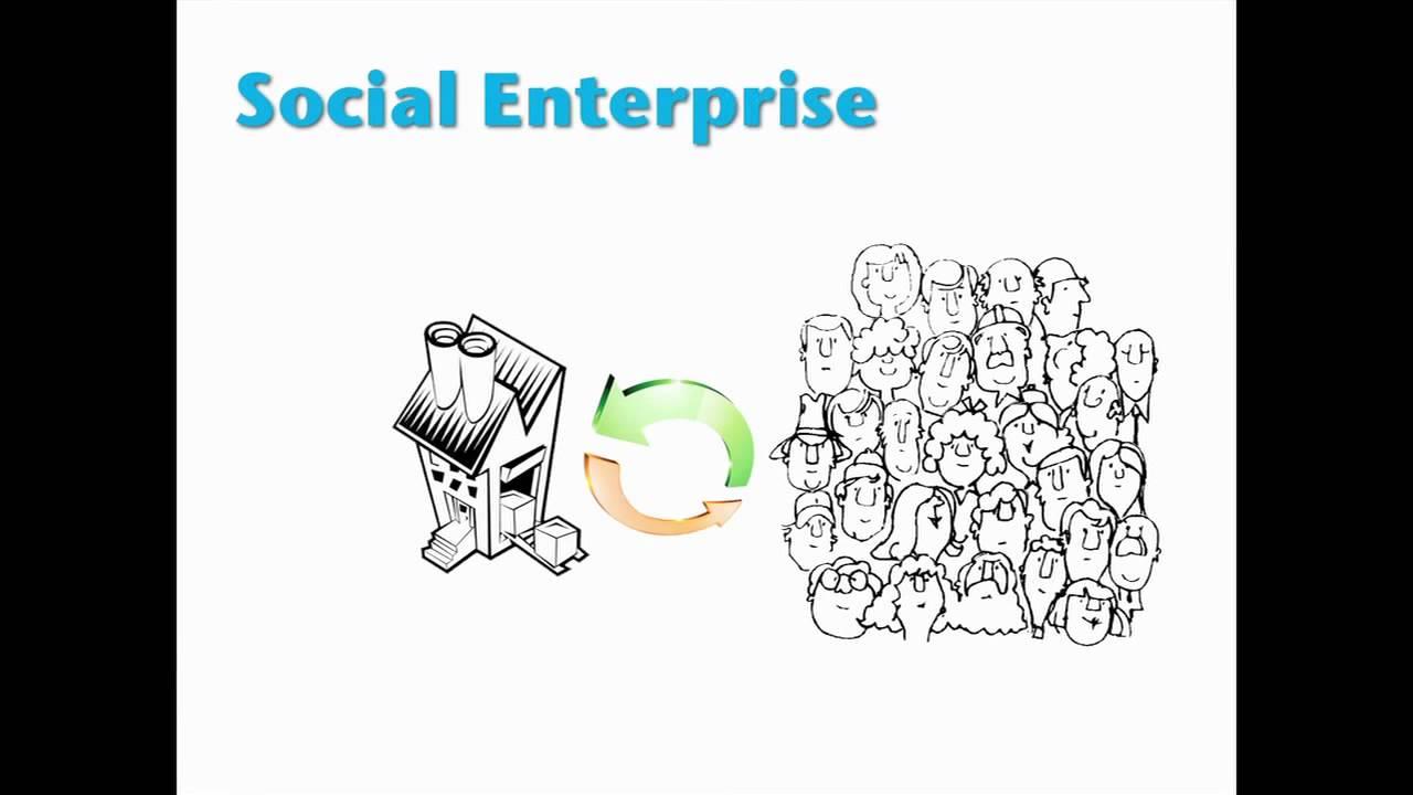 what is social enterprise pdf