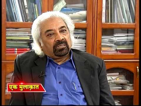 Manoj Tibrewal Aakash interviewed Advisor to Prime Minister Mr. Sam Pitroda for Ek Mulaqat