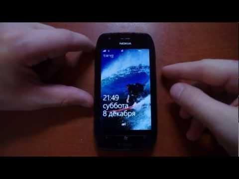 Обзор прошивки Windows Phone 7.8 на Nokia Lumia 710 (RainbowMod 2.0.1)