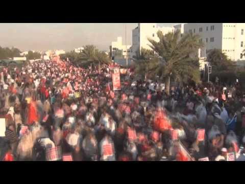 #Bahrain: Anti-government Protest 15 feb 2014