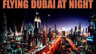Exploring Dubai At Night In F-18C Hornets | Persian Gulf | DCS WORLD