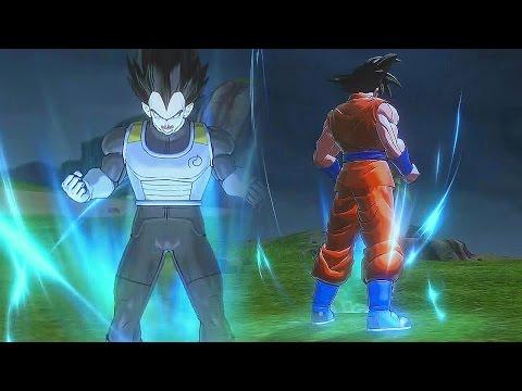 Dragon Ball XENOVERSE 2 All Transformation & Fusion (1080p 60fps)