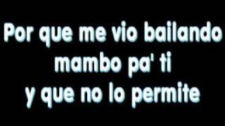 Shakira feat. El Cata -  Loca con letra (spanish version)