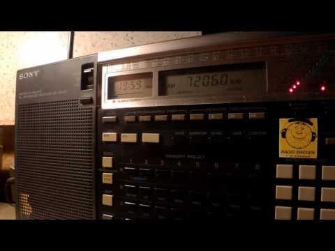23 04 2016 Radio Omdurman Sudan in Arabic to CeAf 1957 on 7206,0 Al Aitahab, instead of 7205