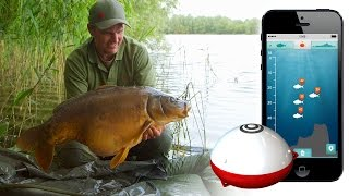 iBobber Sonar Fish Finder Tutorial - How to use video
