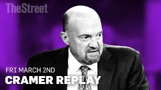 Jim Cramer on What Stocks to Buy Following President Trump's Trade Tariff Announcement