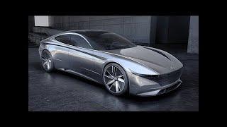 Hyundai 'Le Fil Rouge' HDC-1 Concept - interior Exterior (WOOWW)