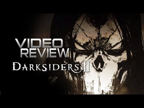 Darksiders 2 Video Review
