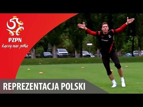 Trening reprezentacji Polski w Lienz, 22.05.2012