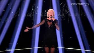 Sanna Nielsen - Undo (Sweden) LIVE Eurovision Song Contest 2014 Grand Final