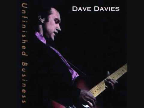 Dave Davies - Unfinished Business