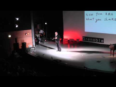 Inventer la ville de demain: Richard Collin at TEDxGrenoble