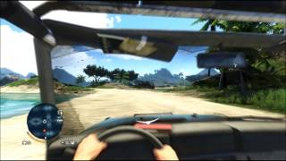 FAR CRY 3 - PC Driving Gameplay - Very High Graphics [1080p]