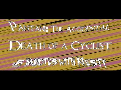 Pantani: The Accidental Death of a Cyclist - 5 Minutes with Kvesti