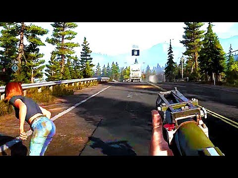 FAR CRY 5 - New Gameplay in Holland Valley Trailer (2018)