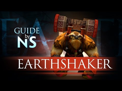 Гайд на Шейкера / Earthshaker Guide