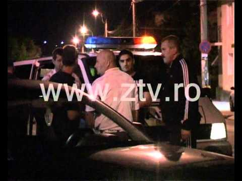 Politist beat la volan in Zalau