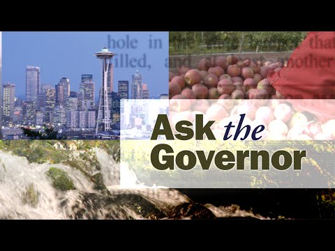 Ask the Governor: Jay Inslee | February 2015 | KCTS9