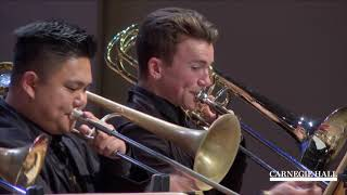 Nyo Jazz Performs Frank Foster S Giant Steps With Bandleader Sean Jones