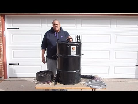 Pit Barrel Cooker Review - BBQ Smoker Review - Ugly Drum Smoker Alternative